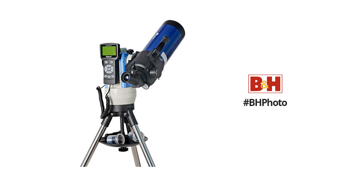 iOptron SmartStar-G-MC90 8804B GPS Telescope Astro Blue