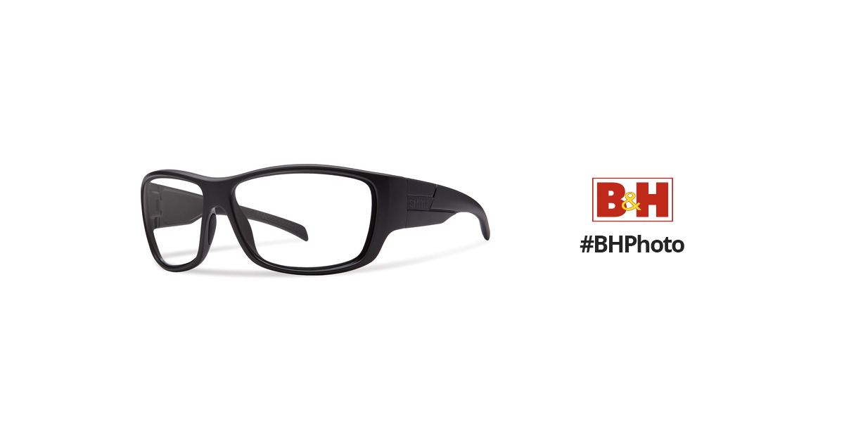 a275c4a22d60c Smith Optics Frontman Elite Ballistic Sunglasses FNTPCCL22BK B H