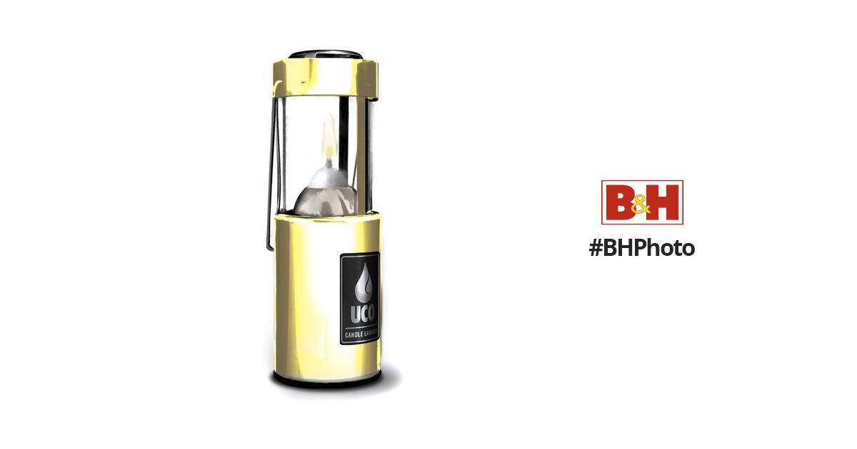 UCO Original Candle Lantern L-B-STD Brass