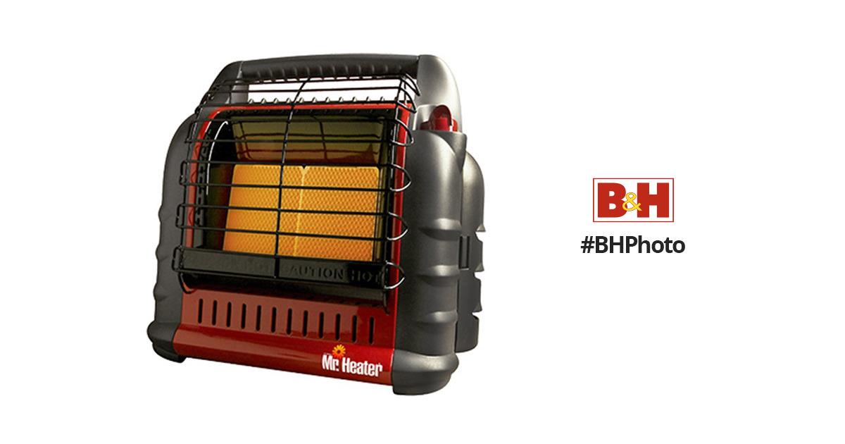 Mr Heater Mh18b Big Buddy Portable Propane Heater Mh18b B Amp H