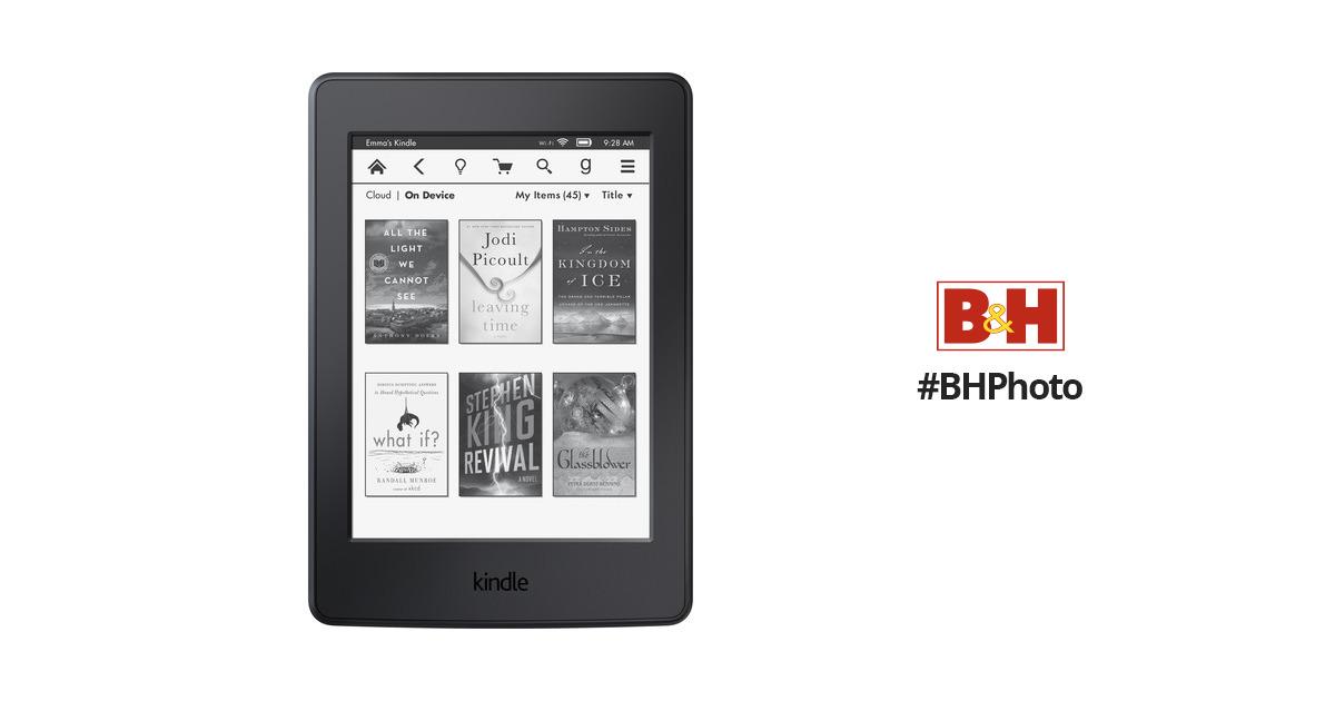 Kindle Paperwhite 6