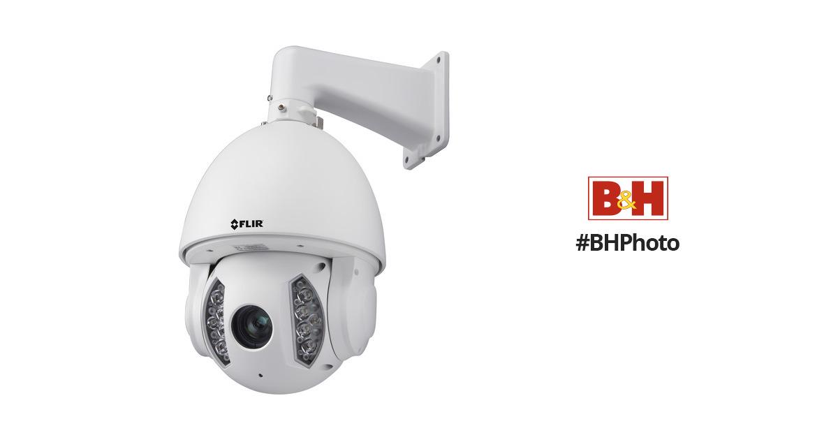 d585e9bfadc FLIR 1080p Day Night IR PTZ Dome Camera with 4.3-129mm DNZ30TL2R
