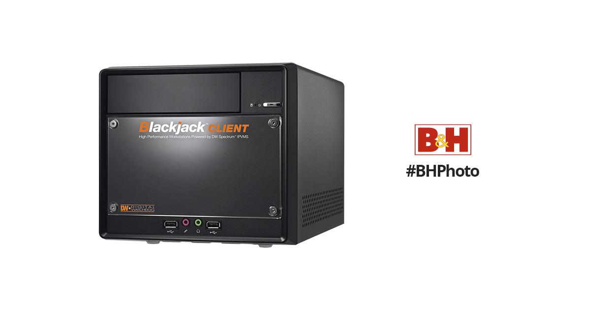 Digital Watchdog DW-BJCUBE Linux-Based Blackjack DW ...