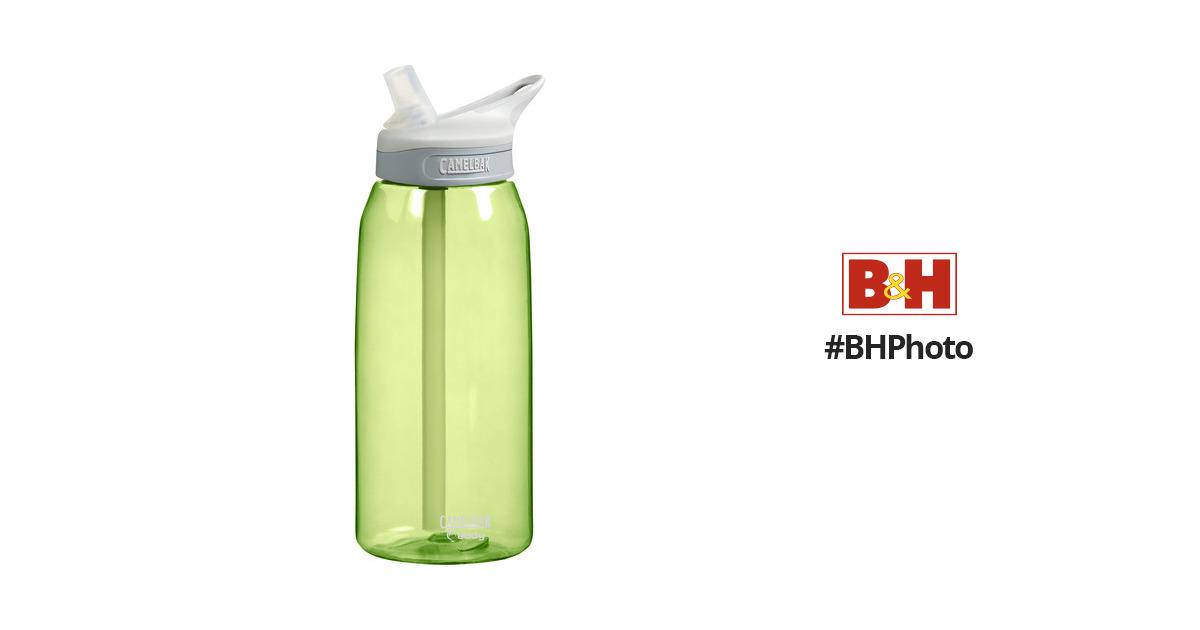 15af66c3d7 CAMELBAK eddy Water Bottle (32 fl oz, Grass) 53364 B&H Photo