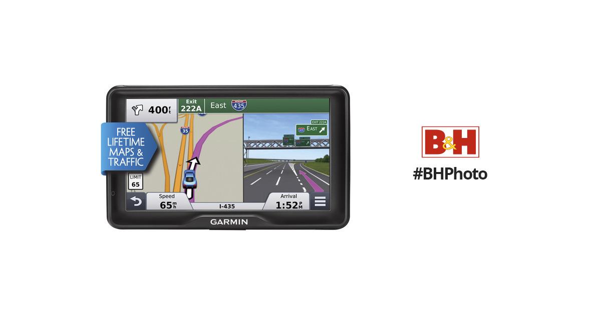 Garmin Nuvi 2797lmt Navigation System 010 01061 02 Bh Photo