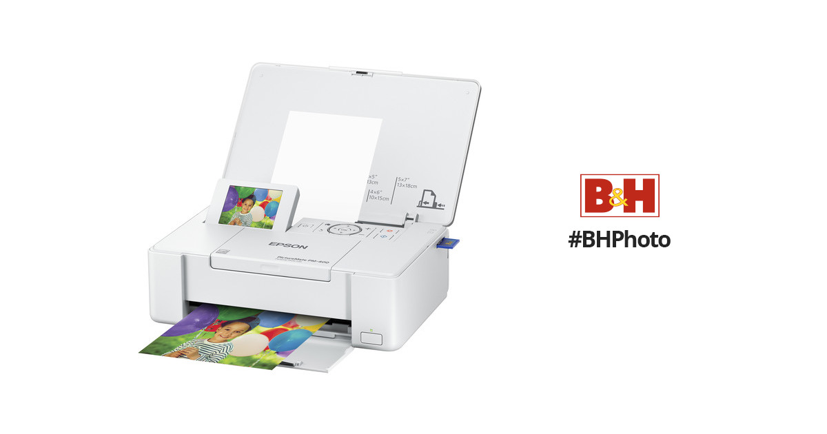 epson picturemate pm 400 personal photo lab c11ce84201 b h photo rh bhphotovideo com Battery Pack for Epson PictureMate Compact Photo Printer 270 Epson T5570 PictureMate Photo Printer