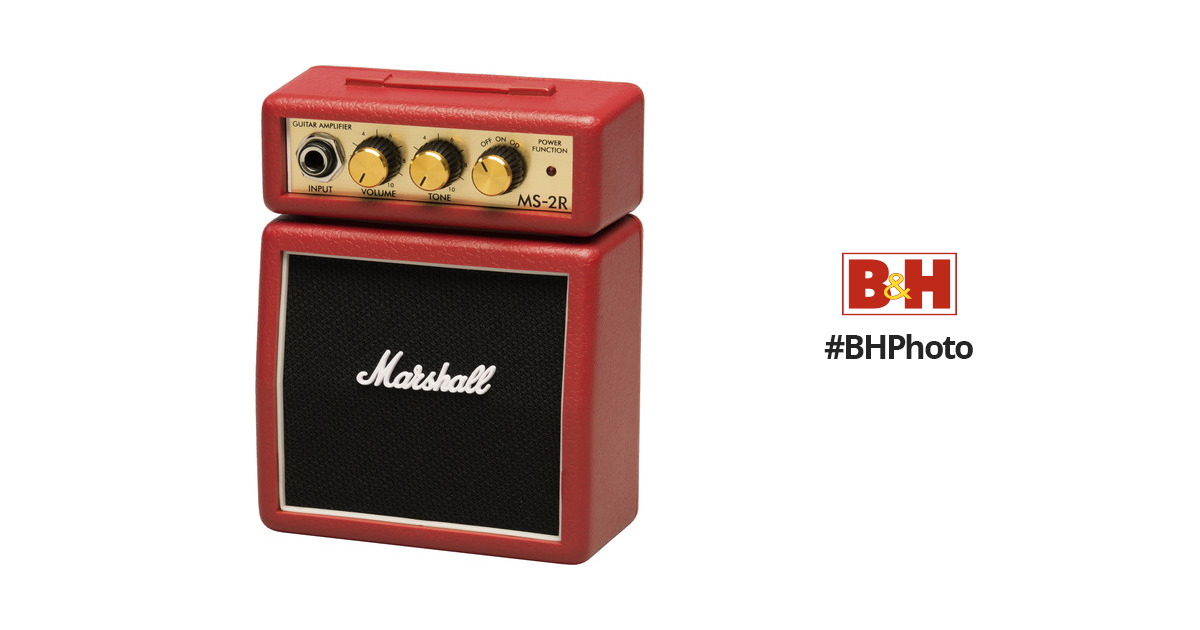 marshall amplification ms 2r micro amp mini practice amp ms 2r. Black Bedroom Furniture Sets. Home Design Ideas