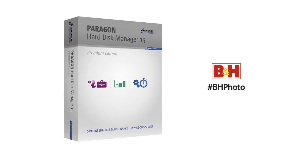 baixar paragon hard disk manager 64 bits