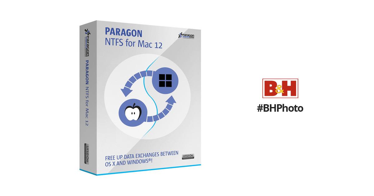 paragon ntfs mavericks free download