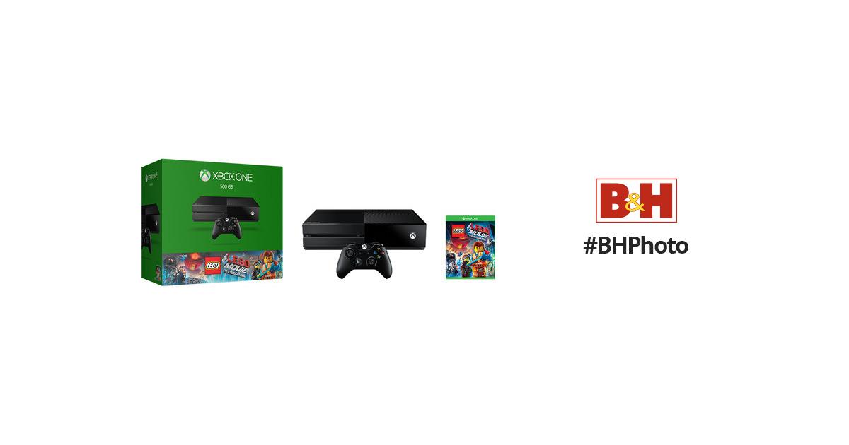 Microsoft Xbox One The LEGO Movie Videogame Bundle 5C7-00143 B&H