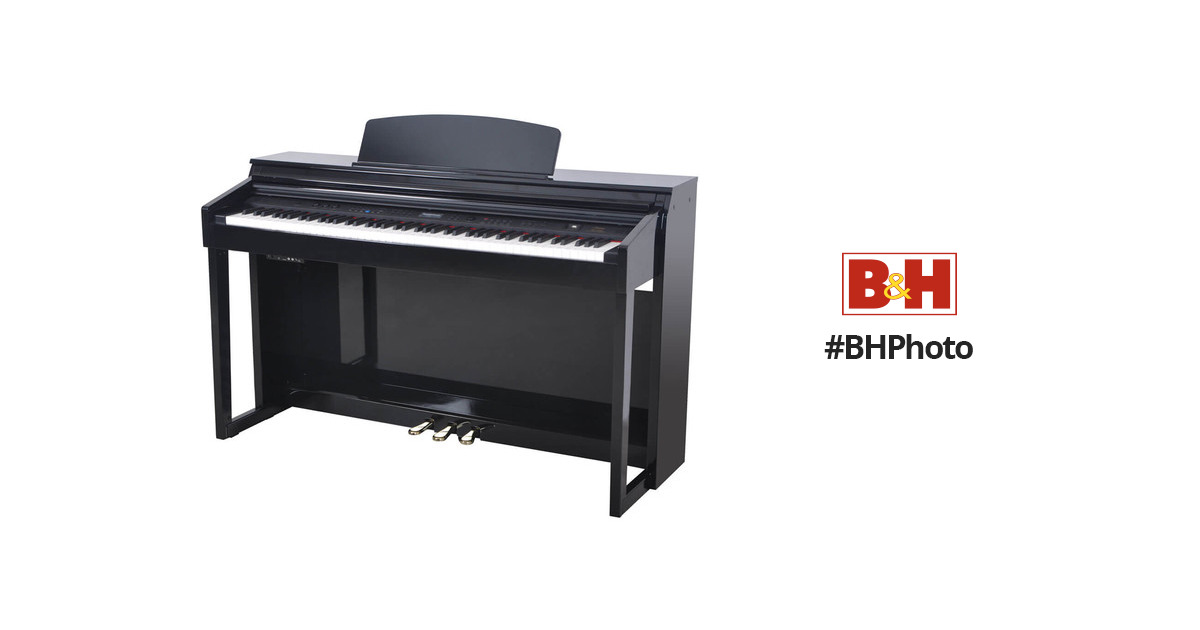 766916b7c54 Artesia DP-150e Deluxe Home Digital Piano DP-150E-GB B&H Photo