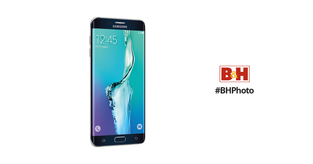 Samsung Galaxy S6 Edge+ SM-G928C 32GB SM-G928C-32GB-BLACK B&H
