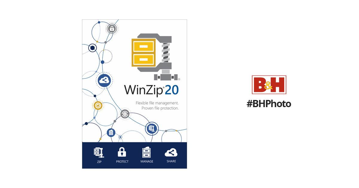 Corel WinZip 20 Standard (Download)
