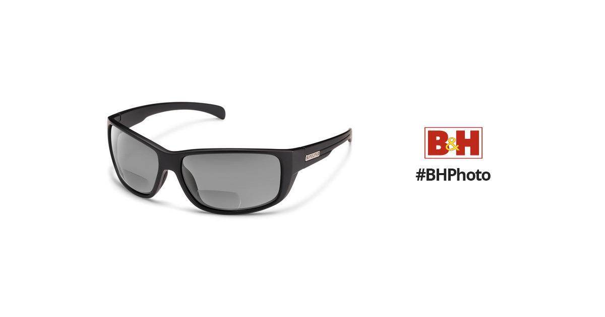 bd03555811 SUNCLOUD OPTICS Milestone Reader Sunglasses 2.0x S-MIPPGYMB200