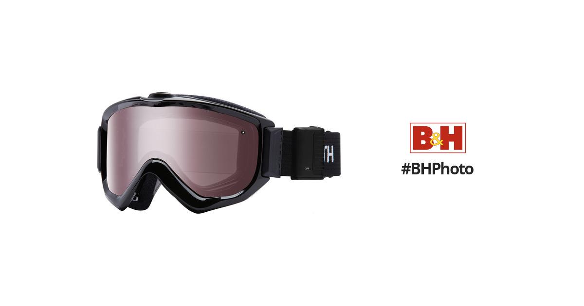 Smith Optics Knowledge Turbo Fan Otg Snow Goggles Kn5ibk16 B Amp H