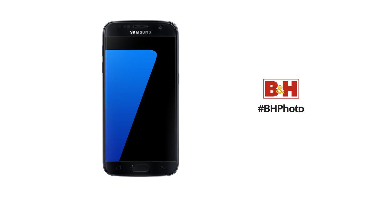 Samsung Galaxy S7 SM-G930F 32GB Smartphone (Unlocked, Black)