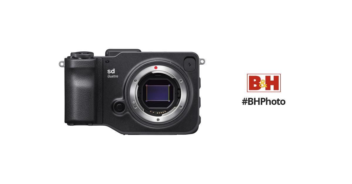 Sigma sd Quattro Mirrorless Digital Camera C40900 B&H Photo