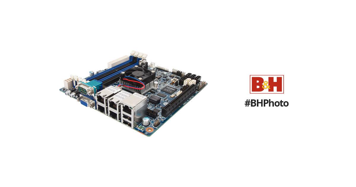 Gigabyte GA-9SISL Mini-ITX BGA 1283 Server Motherboard (rev  1 2)