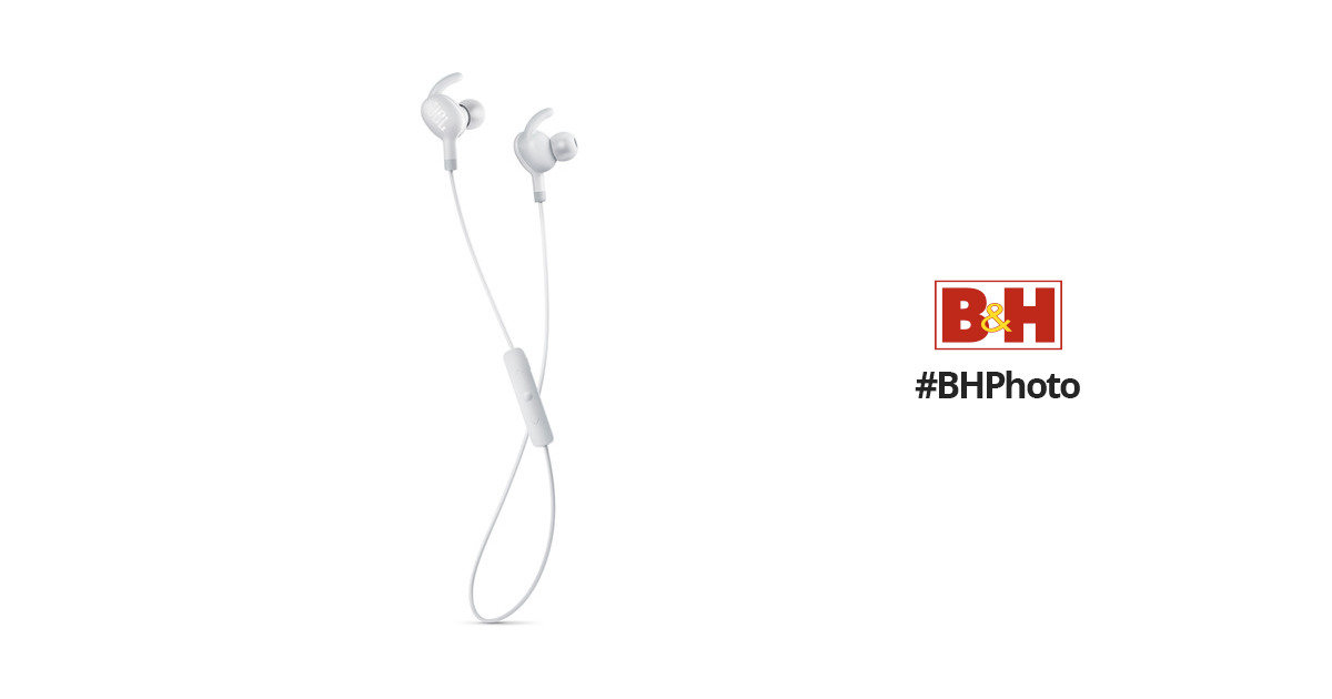 e105aba125b Used JBL Everest 100 Wireless Earbuds (White) V100BTWHTP B&H