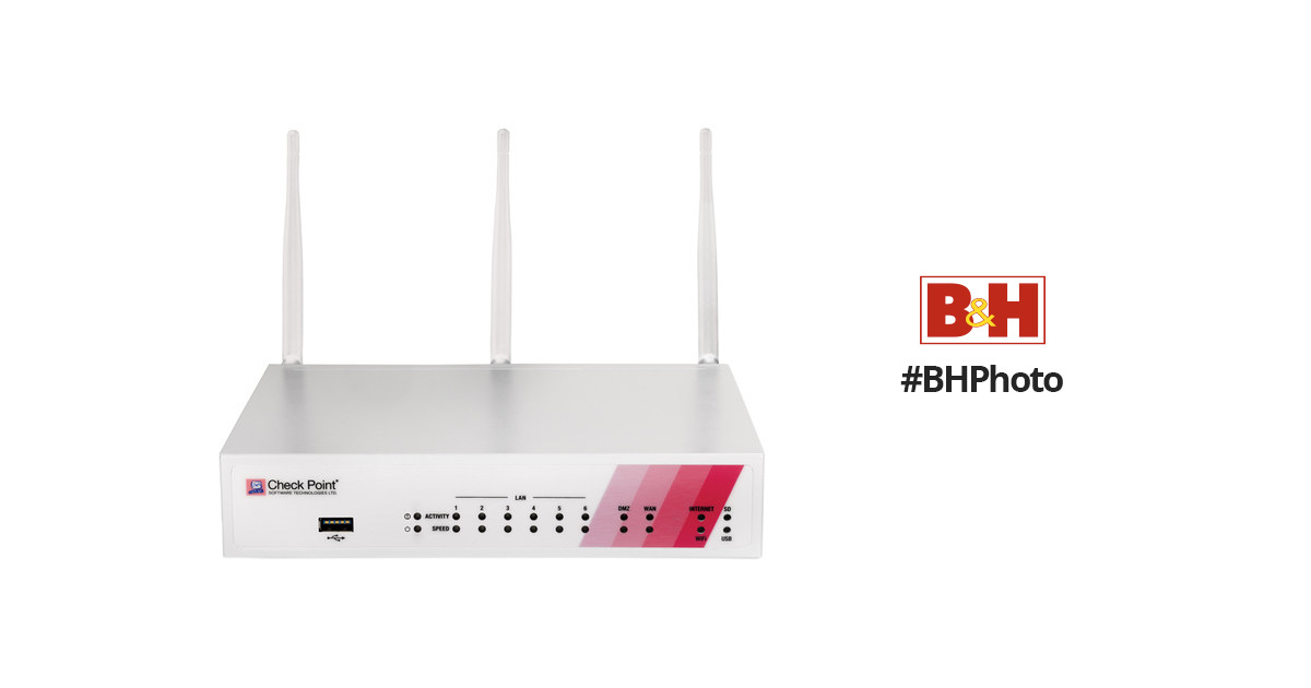 Check Point 730 Wireless 802 11ac Dual-Band Gigabit Security/Firewall Router