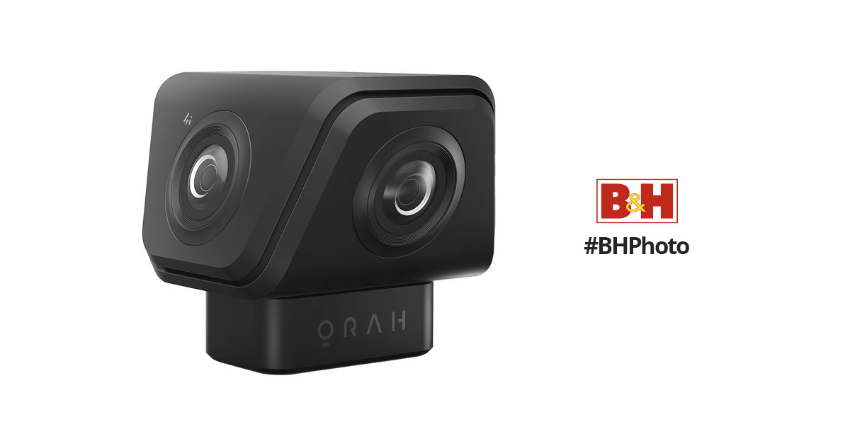 Orah 4i Live Spherical VR Camera 4I B&H Photo Video