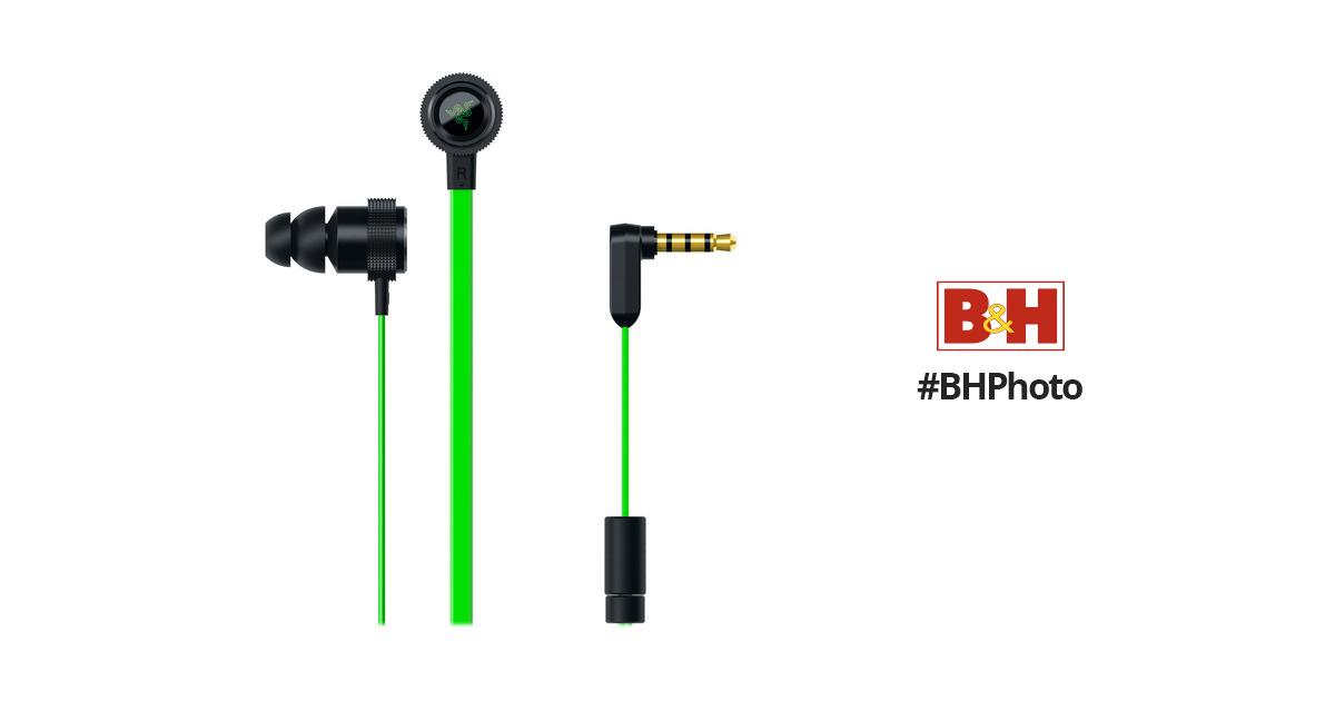 c0ea28290f0 Razer Hammerhead v2 In-Ear Headphones RZ12-01730100-R3U1 B&H