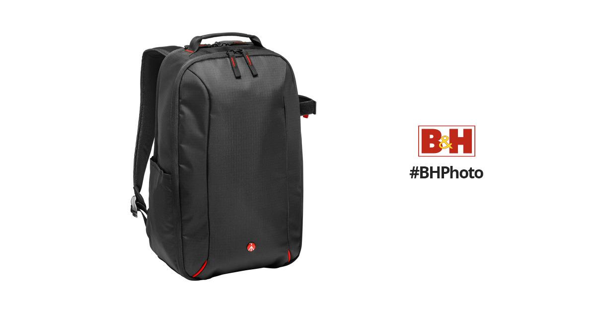 Manfrotto Essential DSLR Camera Backpack (Black) MB BP-E B H b428dcb5ef0b7