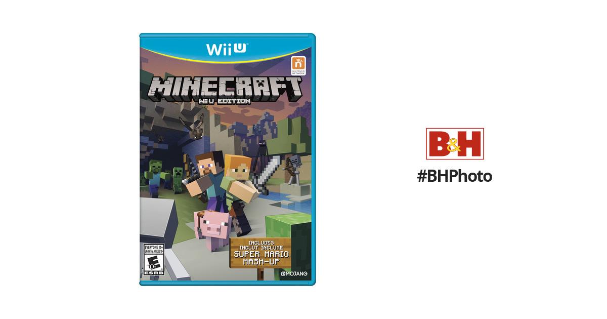 MOJANG Minecraft: Wii U Edition