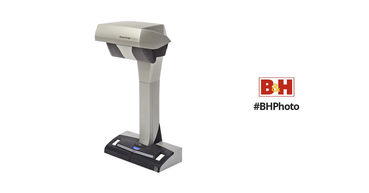Fujitsu ScanSnap SV600 Contactless Scanner PA03641-B305 B&H