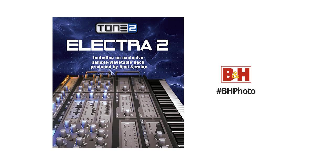 TONE2 Tone2 Electra2 - Virtual Instrument (Download)