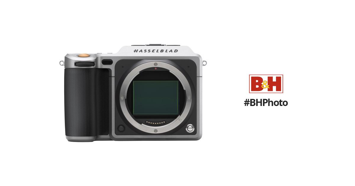 Hasselblad X1D-50c Medium Format Mirrorless Camera H-3013901