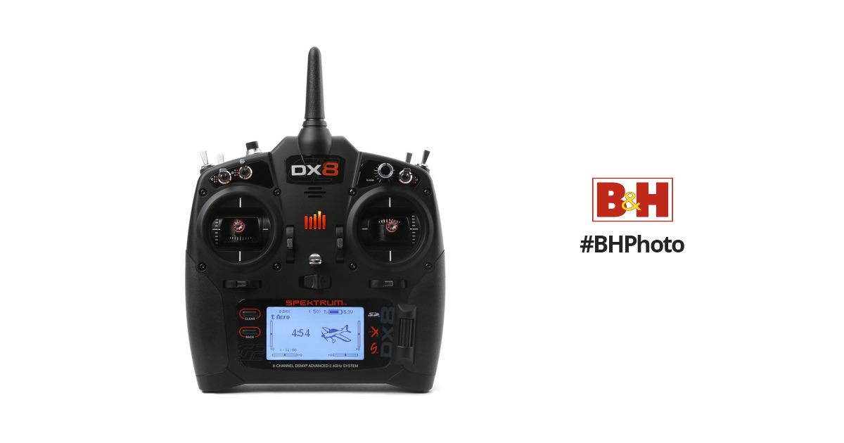 Spektrum DX8 Gen 2 DSMX 8-Channel Transmitter