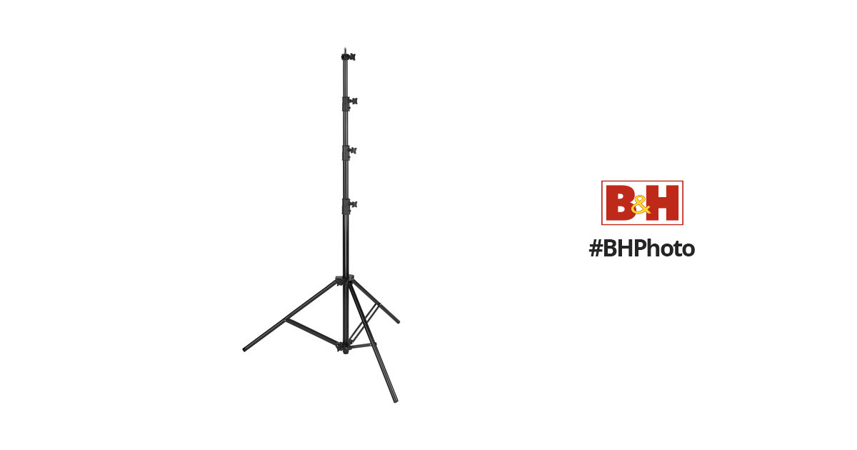 Impact Air Cushioned Heavy Duty Light Stand Ls 13habi Bh Photo
