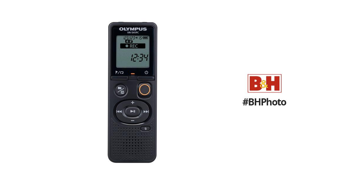 Olympus VN-541PC Digital Voice Recorder with 4GB Memory #V405281BU000 7