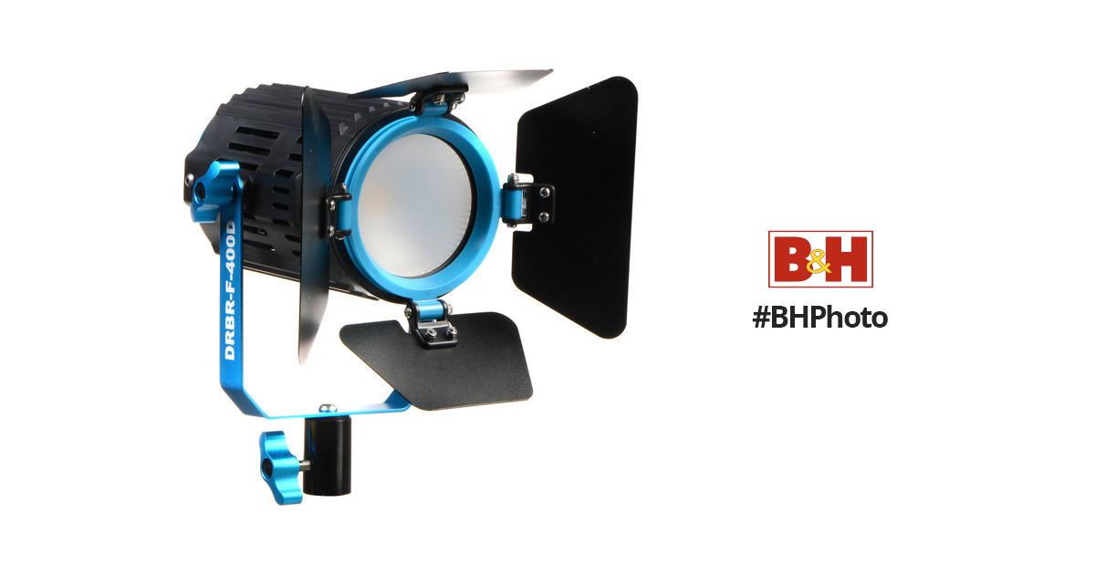 Shop Good Earth Lighting Metropolitan 3 Light Bronze: Dracast DRBR-F-400D BoltRay LED Daylight 3-Light DRBR-LK