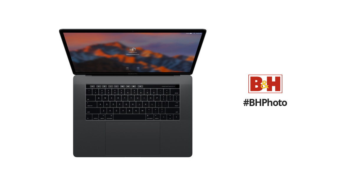 apple 15 4 macbook pro with touch bar z0sh0004x b h photo rh bhphotovideo com MacBook Pro 7.1 Year MacBook Pro 7.1 Year