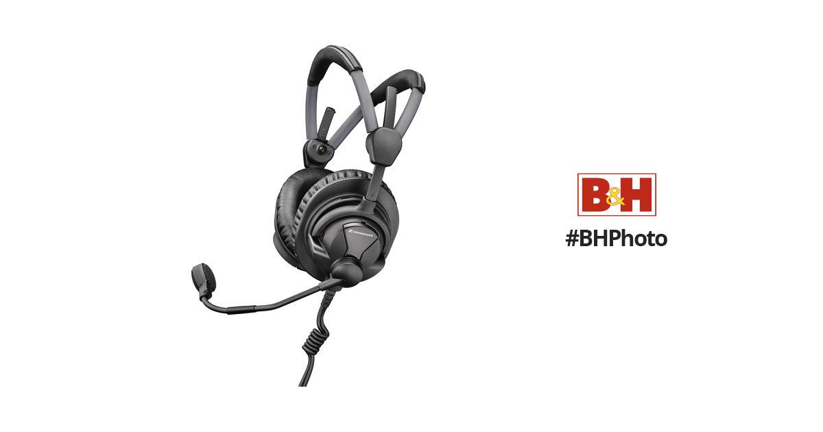 c8bef0462d9 Sennheiser HMD 27 Professional Broadcast Headset HMD 27 B&H