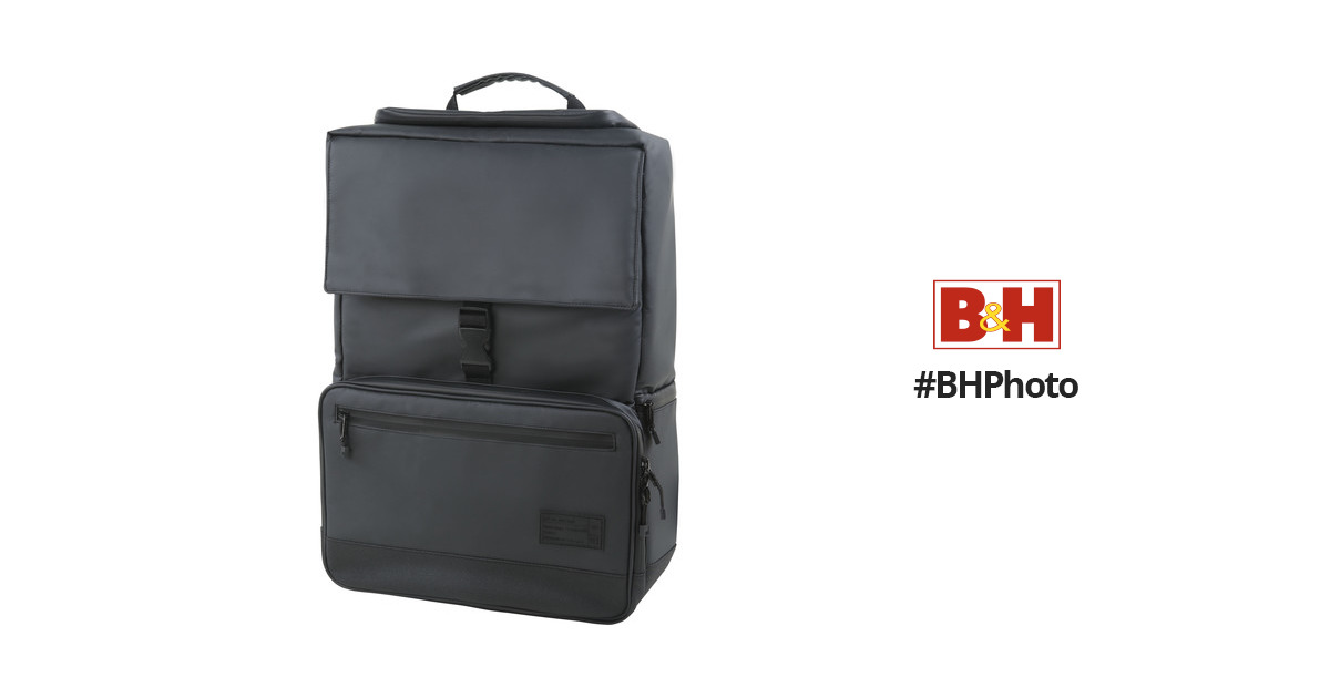 4896c24b0500 Hex Raven Medium DSLR Backpack (Black) HX2286-MABK B H