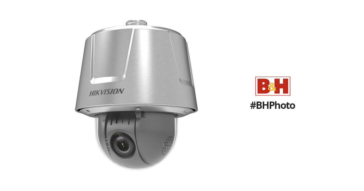 HikvisionDS-2DT6223-AELY Dark Fighter Series 2MP Outdoor Anti-Corrosion PTZ  Network Dome Camera