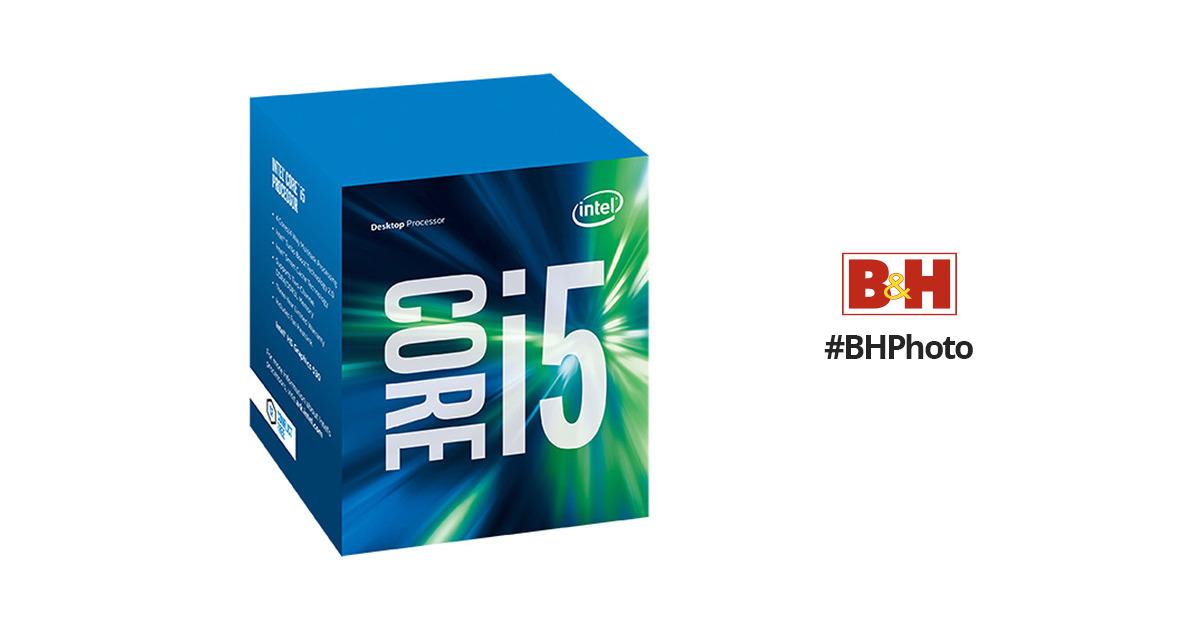 Intel Core I5-7500 I5 7500 3.4 GHz Quad-Core Quad-Thread CPU Processor 6M 65W LGA 1151