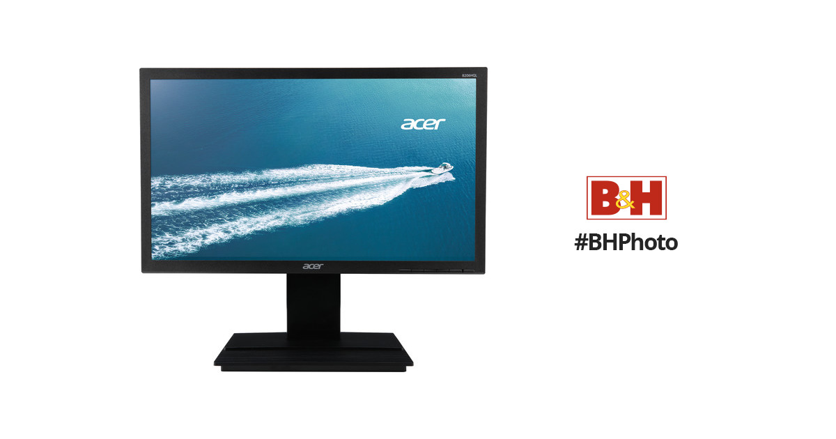 ACER B206HQL MONITOR DRIVERS FOR WINDOWS 10