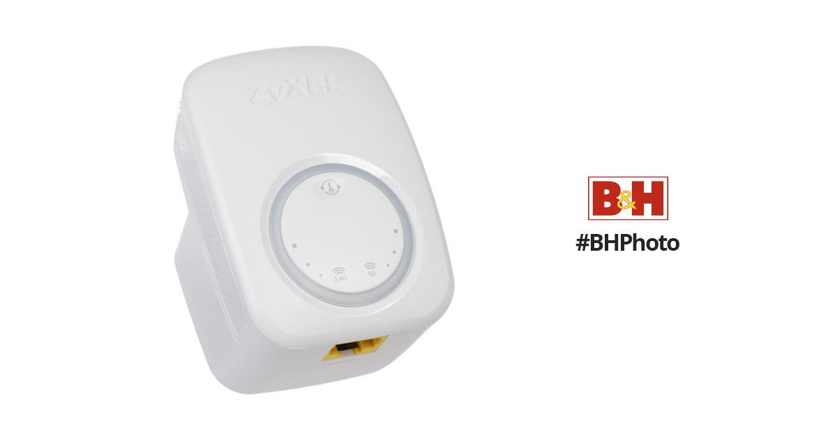 ZyXEL WRE6505 v2 AC750 Wireless Dual-Band Range Extender