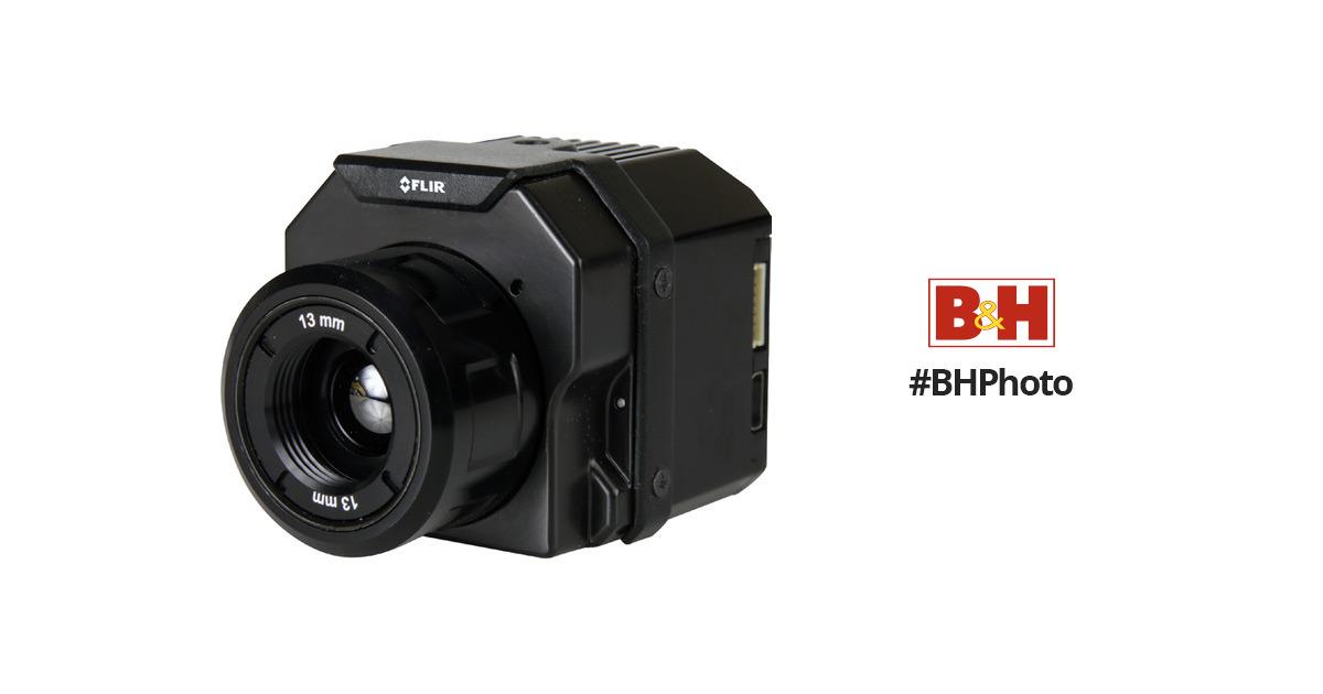 FLIR Vue Pro R 640 Thermal Imaging Camera (13mm Lens, 30 Hz, Matte Black)