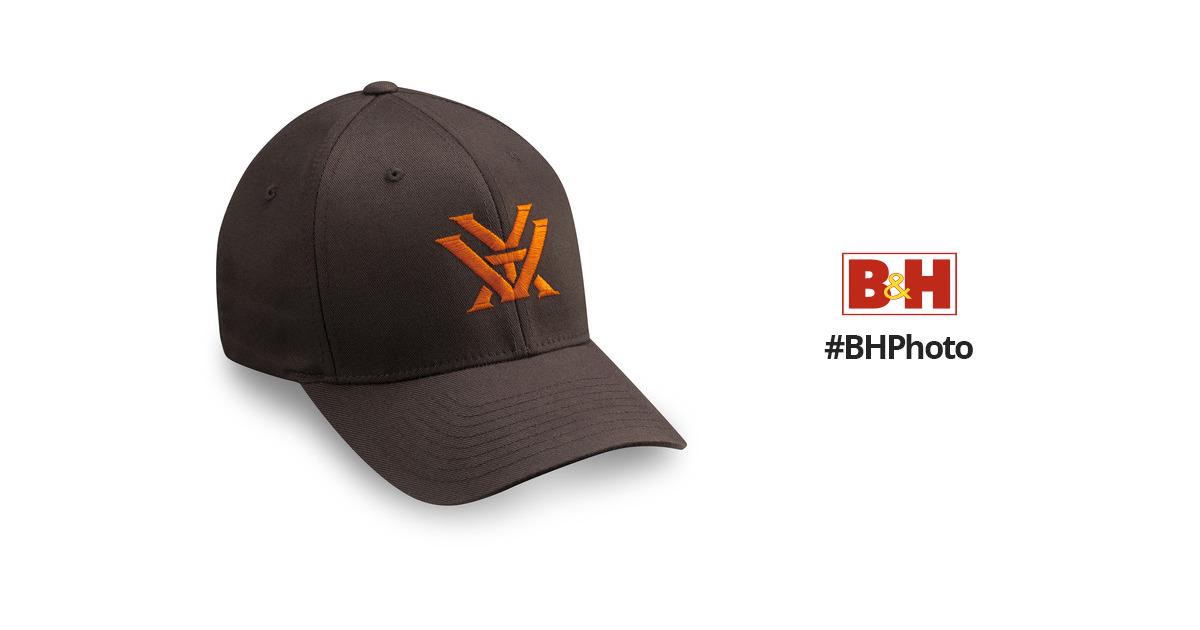 450e98d882d1a Vortex Flex Fit Cap (Brown