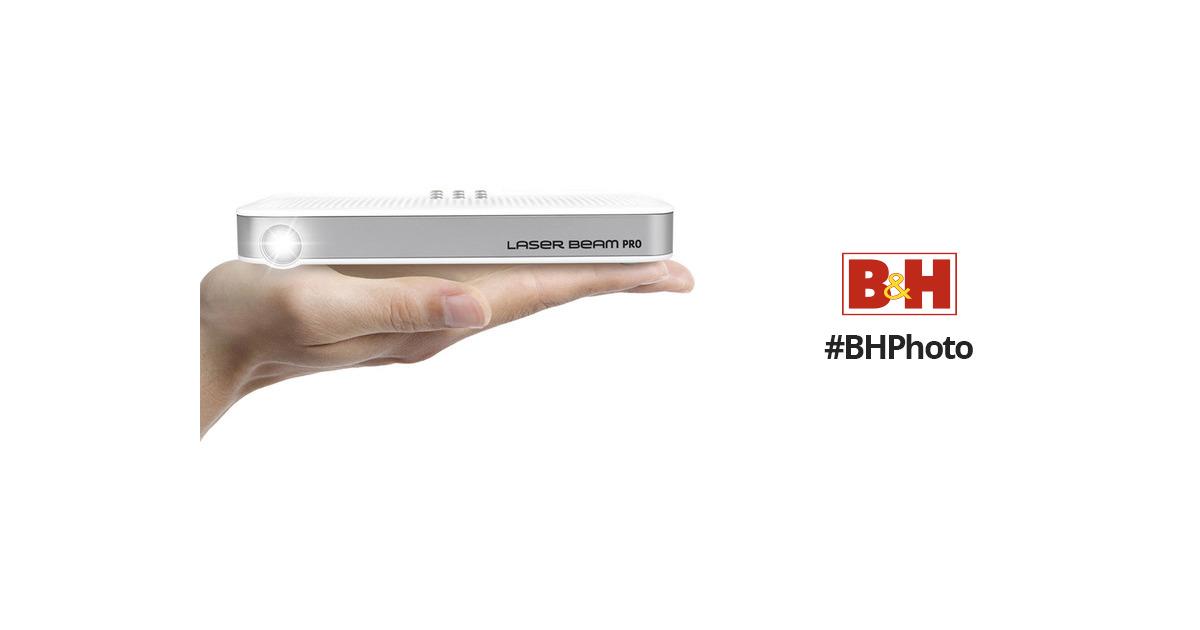 Uo Smart Beam Laser Beam Pro C200 200 Lumen Wxga Pico C200 B Amp H