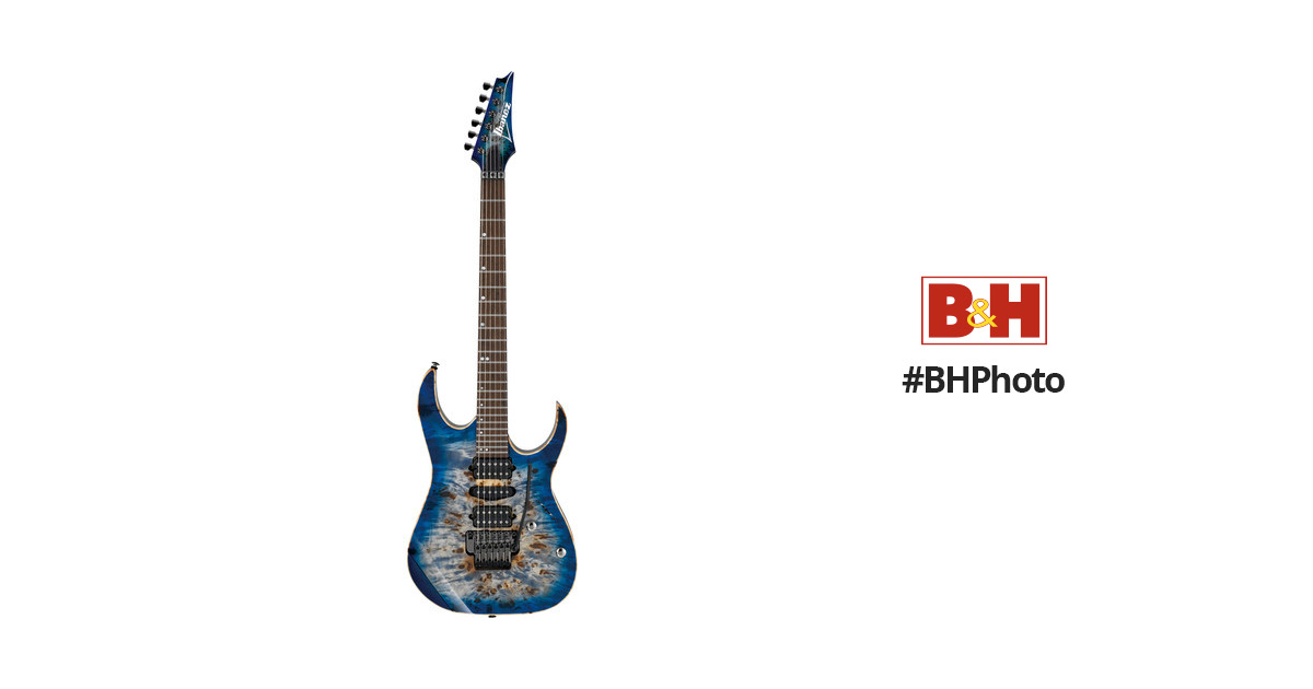 Ibanez Rg1070pbz Rg Premium Series Electric Guitar