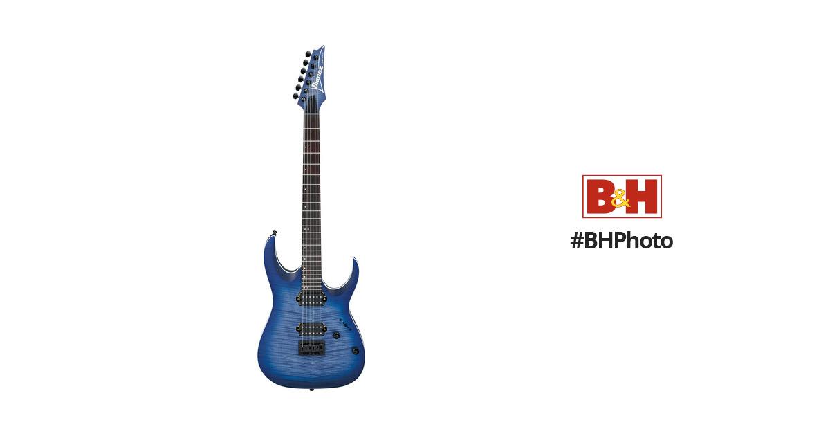 Ibanez RGA42FM RGA Standard Series Electric Guitar RGA42FMBLF