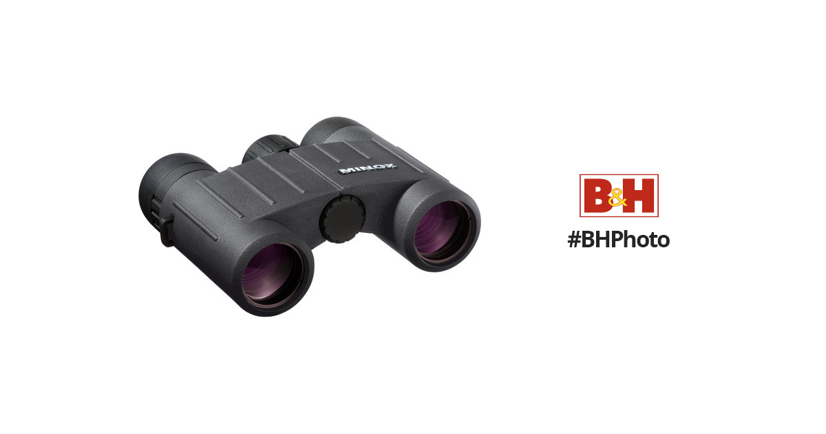 62033 Minox Binoculares BF 8 X 25