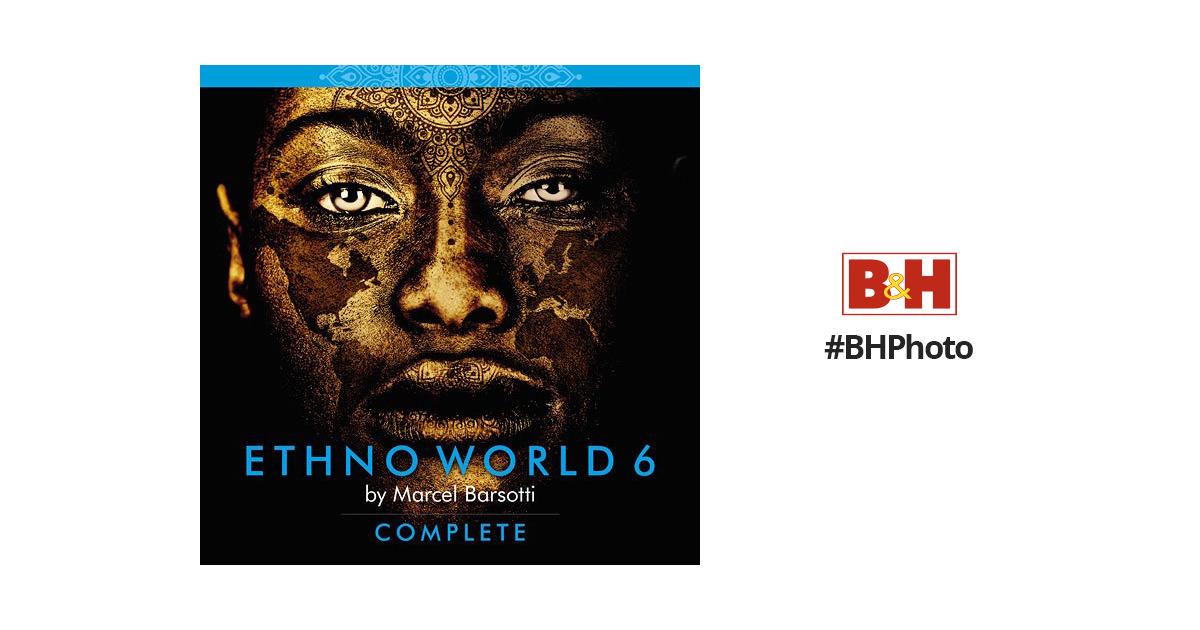 Best Service Ethno World 6 Complete - Virtual Instrument Bundle (Download)
