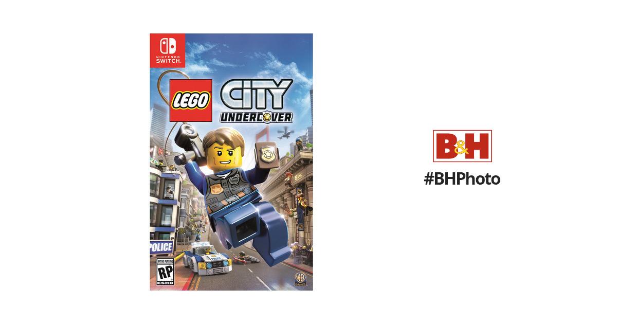 Lego City Undercover Nintendo Switch 1000639089 Bh Photo